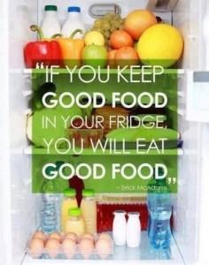keep good food
